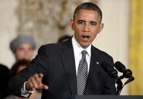 Obama destaca la 'expansión' de misión de FBI al dar bienvenida a nuevo director