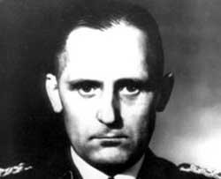 El exjefe de la Gestapo de Adolf Hitler, Heinrich Müller
