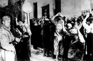 FILE PHOTO) 70 Years Since The Warsaw Ghetto Uprising