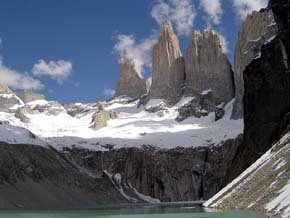 Parque Nacional Torres del Paine en Chile, es elegido como la Octava Maravilla del Mundo