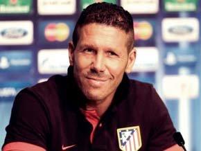 Simeone cree que Europa si valora el trabajo del equipo
