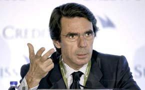 Aznar publica su segundo libro de memorias