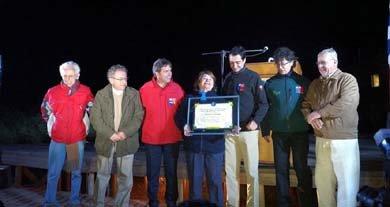 Parque Nacional Bosque de Fray Jorge : primer sitio Starlight de Chile y Sudamérica