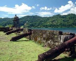 Bahía de Portobelo - Panamá