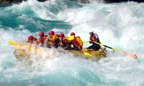 Importantes medios de comunicación norteamericanos han destacado a Chiloé y el Río Futaleufú