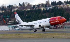 Barajas acoge al nuevo aliado turístico de Madrid: Air Norwegian