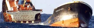 Ni responsables ni culpables penales por el Prestige - La sentencia tan sólo impone una pena de nueve meses por desobediencia para el capitán del buque