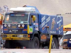 Sernatur prepara primeras actividades para Dakar 2014