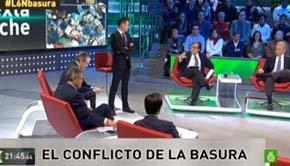 """Marhuenda: """"Hay una campaña contra Ana Botella por su pecado original de casarse con Aznar"""""""