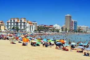 España podría sustituir a China como tercer país receptor de turistas