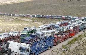 Bolivia presenta queja a Chile por perjuicio a su economía