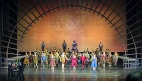 El Ballet de Santiago triunfa en China