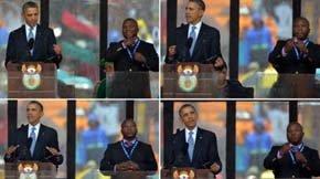 El falso intérprete del funeral de Mandela dice que sufrió un brote de esquizofrenia