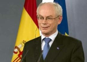 Herman Van Rompuy Dani Duch | LVD
