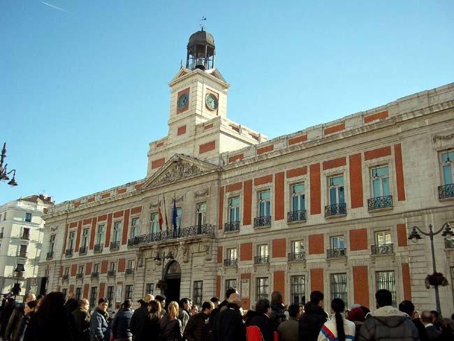 De la Plaza Mayor al Kilómetro Cero