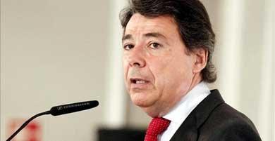El presidente de la Comunidad de Madrid, Ignacio González. EFE