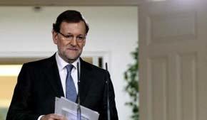 Mariano Rajoy anuncia que la luz subirá el 2,3 % a partir del 1 enero