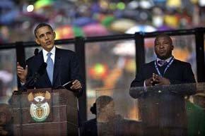 El intérprete del funeral de Mandela dice que sufrió un episodio esquizofrénico