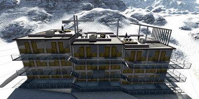Nuevo hotel en Valle Hermoso y andarivel debutarán en las Termas de Chillán