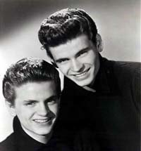 """Phil (i) y Don Everly, """"The Everly Brothers"""""""