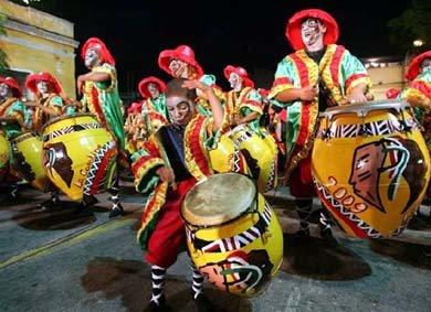 Uruguay se prepara para el carnaval más largo del mundo