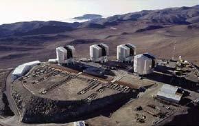 Inauguran parque astronómico más grande y a mayor altura del mundo