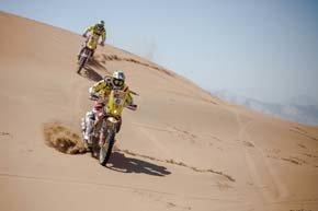 Chile se alista para recibir el Rally Dakar y promover sus atractivos turísticos