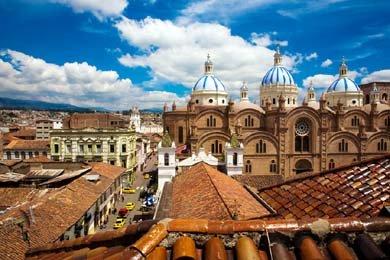 Ecuador y sus sitios del Patrimonio de la Humanidad