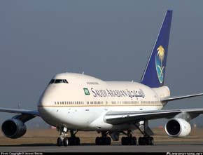 Saudia Airlines y el Colegio Oficial de Pilotos de Aviación Comercial (COPAC)