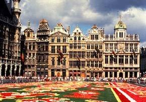 Estudiar y trabajar en Bélgica