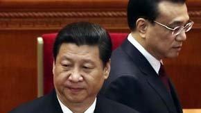 El nuevo presidente chino, Xi Jinping, y el nuevo primer ministro Li Kiqiang Ap / Ki Cheung
