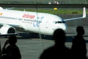 Vueling, Ryanair, Iberia y Air Europa concentraron la mayoría de las quejas aéreas en 2013