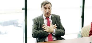 El  exdirector de 'El Mundo', Pedro J. Ramírez. (E. Villarino)