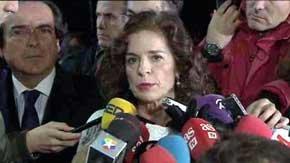 Ana Botella tiene muy complicado conservar el bastón de mando en Madrid