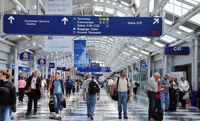 Chilenos podrán entrar sin visa a Estados Unidos