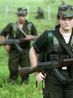 Las FARC, con entre siete mil y ocho mil combatientes, son la principal guerrilla de Colombia y la más antigua de América Latina. ARCHIVO