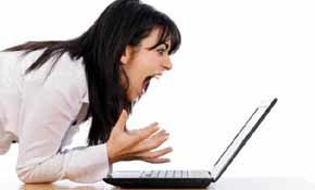 Cuatro consecuencias de permanecer mucho tiempo frente al ordenador