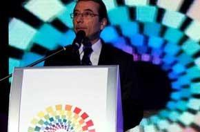 Ministro de Turismo, Vinicio Alvarado