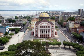 Guía Mundial Brasil 2014: Manaos