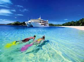 El paraíso sí existe: Islas Fiji