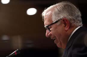 Lagares dice que la sociedad debería asumir la subida de IVA si quiere que se cree empleo