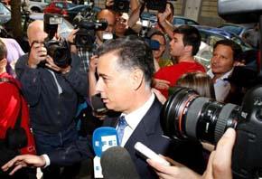 López Viejo cobró de Gürtel 488.000 euros en comisiones, según Hacienda