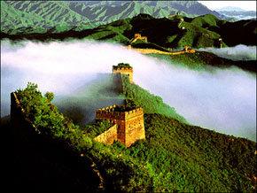 La Gran Muralla china tendría unos 2.500 kms más