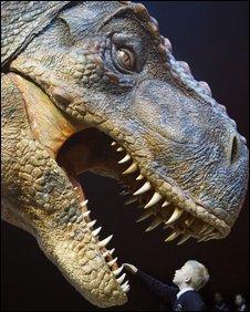 Según los expertos, este pudo se el aspecto del rey de los dinosaurios: el Tiranosaurio Rex