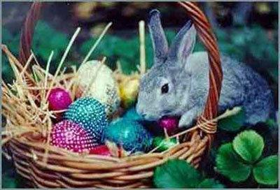 En Alemania en Semana Santa es una vieja tradición: la llamada 'liebre de Pascua',