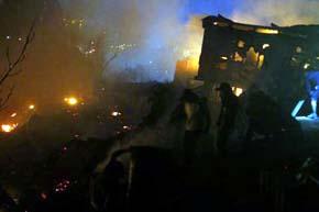 ¿Por qué se propagó tan rápido el incendio de Valparaíso?