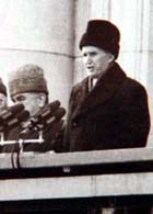 Las pruebas de ADN confirman la identidad de los restos de Nicolae Ceausescu