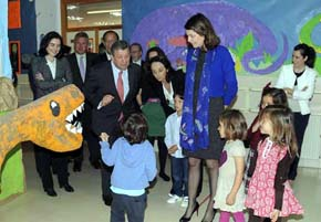 La consejera de Educación, Juventud y Deporte de la Comunidad de Madrid, Lucía Figar. Foto: Comunidad de Madrid