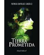"""Patricio Domínguez González, autor del poemario """"Tierra prometida"""""""