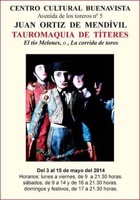 Tauromaquia de títeres: Fotografías de Juan Ortiz de Mendivil